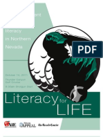 Literacy for Life 2011