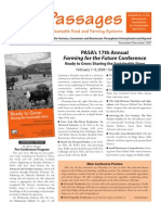 Nov-Dec 2007 Passages Newsletter, Pennsylvania Association for Sustainable Agriculture
