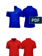 Poloshirt Layout