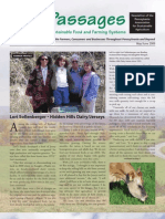 May-June 2009 Passages Newsletter, Pennsylvania Association for Sustainable Agriculture