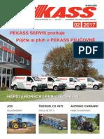 PEKASS magazín (2017), léto