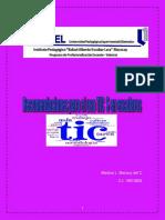 Recomendaciones para el uso de las TIC en escolares