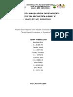 3do Proyecto de Manual de Caja Chica en La Empresa Frenos Yanez Fp