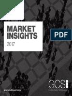 GCS Market Insights 2017