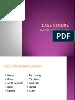 Case Stroke Rs Moeis Dimas