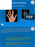 X-ray Diagnostics and Imaging