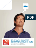 Conditions Generales Auto Direct Assurance