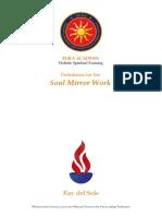 Sura Training Definitions Soul Mirror Work