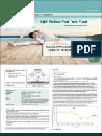 BNP Paribas Flexi Debt Fund March 2016