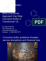 DSI Sulfur Inhibitor Presentation Doble Clients Conference
