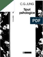 C.G. JUNG - Tipurile psihologice.pdf