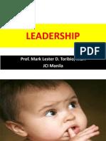 Effective Leadership (Short Version)