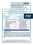 ISO 22301 Documentation kit - document manual procedure