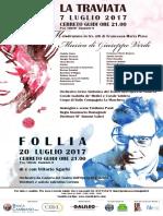 Cerreto Guidi Manifesto