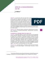 Los desafios de la educacion basica en el siglo XXI.pdf