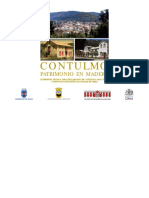 "Chile, ""Contulmo, Patrimonio Arquitectónico"""