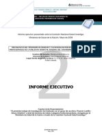 Prevalencia Del Síndrome de Burnout y Estrategias Preventivas en Profesionales de La Salud de Un Htal General Del Conurbano Bonaerense