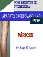 VARICES Jorge Alonso