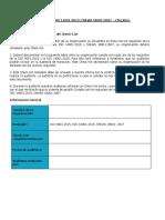 Checklist Auditoria