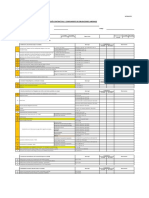 Check List de Obligaciones Laborales-hoja de Verificacion