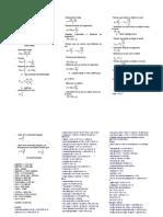 formulario fisica mru