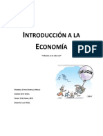 Introducción a La Economía Precios