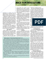 Biodynamcis for Viticulture