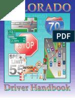 Colorado Driver's Handbook