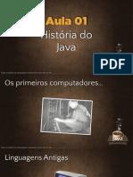 01 - Aula - Java - slides.pdf