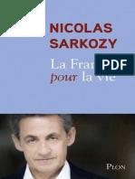 Nicolas Sarkozy - La France Pour La Vie.ebook-Gratuit.co