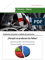 Presentacion 4 - Patologias Mas Frecuentes _Asistencia Técnica - Obras