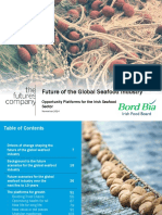 Future of Global Seafood Industry
