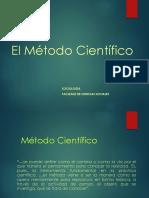 El Método Científico Sociología 2017