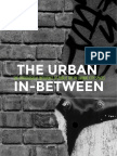 The Urban In-Between