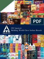 Itc Brands Brochure