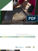 Informe de gestión - Proyecto del Fondo de Adaptación