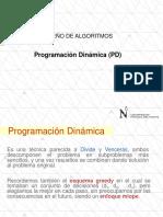 Programacion Dinamica 1