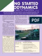 Getting Started in Biodynamic - Applying Preparations