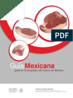Guia Mexicana de Cortes Dic 2014