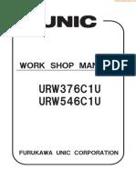 Furukawa Urw376c1u-Urw546c1u Workshop Sec Wat