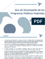 INDEP 2015 Presentacion a Medios