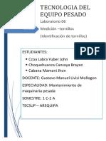 06 Laboratorio Mediciones - Tornillos 06