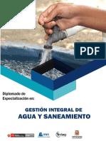 Brochure Agua Saneamiento
