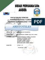 Aritoteles