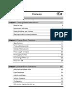 G-scan User Manual 110309