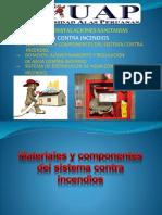 TRABAJO AGUA CONTRA INCENDIO (SANITARIAS).pptx
