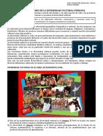 Manifestaciones de La Diversidad Cultural en El Per (1)