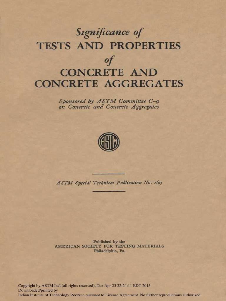 letter of authorization format%0A STP   EB test  u     Properties of Conc   Construction Aggregate   Concrete