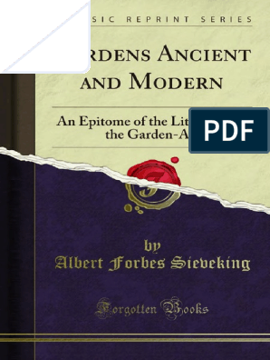 Gardens Ancient And Modern 1000156367 Olive Botany