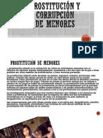 Prostitución y Corrupción Filosofia